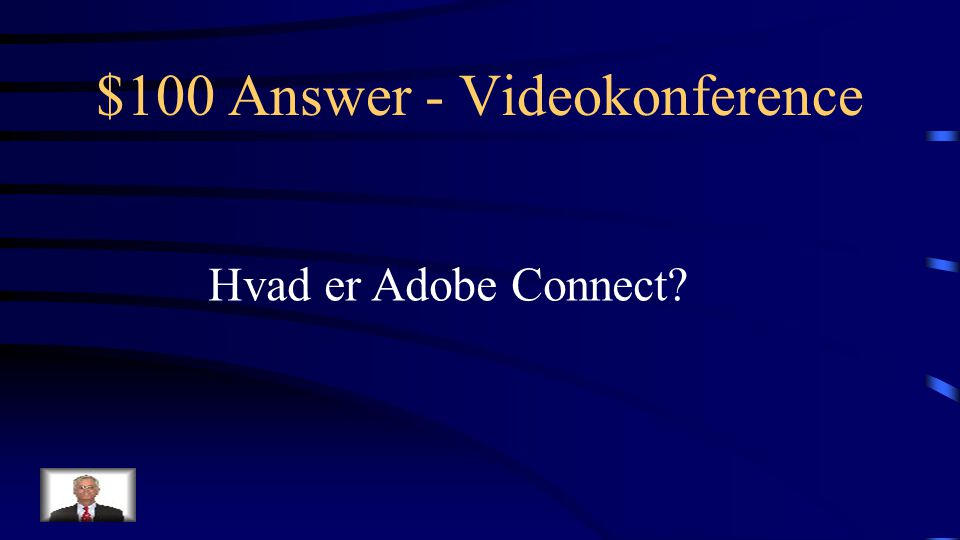 $100 Question - Videokonference Software fra Adobe, der kan bruges til at afholde videokonference