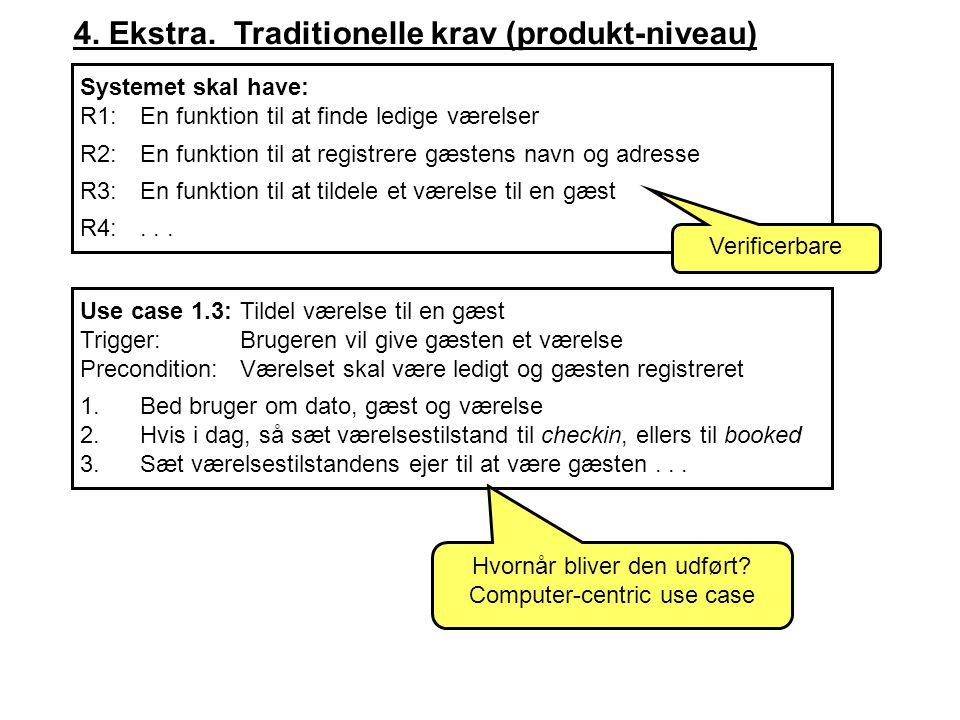 4. Ekstra.