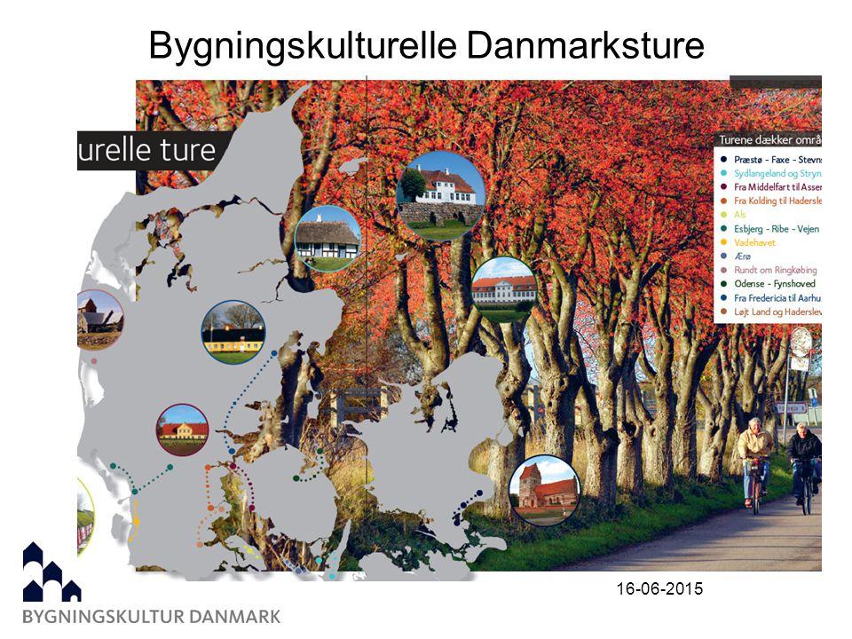 16-06-2015 Bygningskulturelle Danmarksture