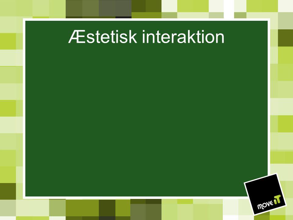 Æstetisk interaktion