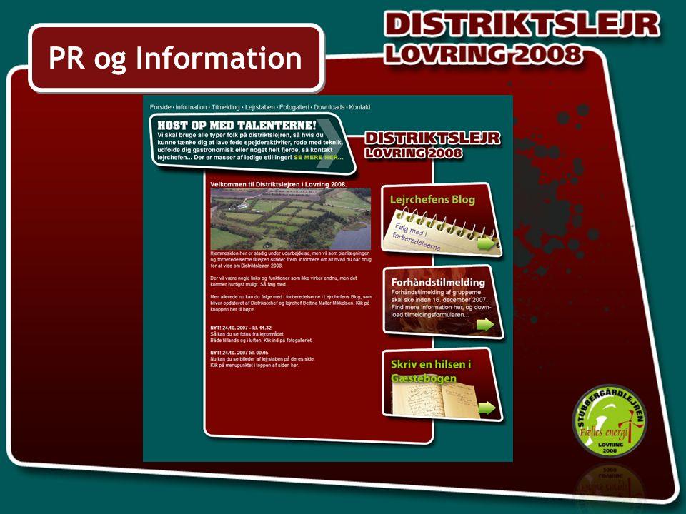 PR og Information