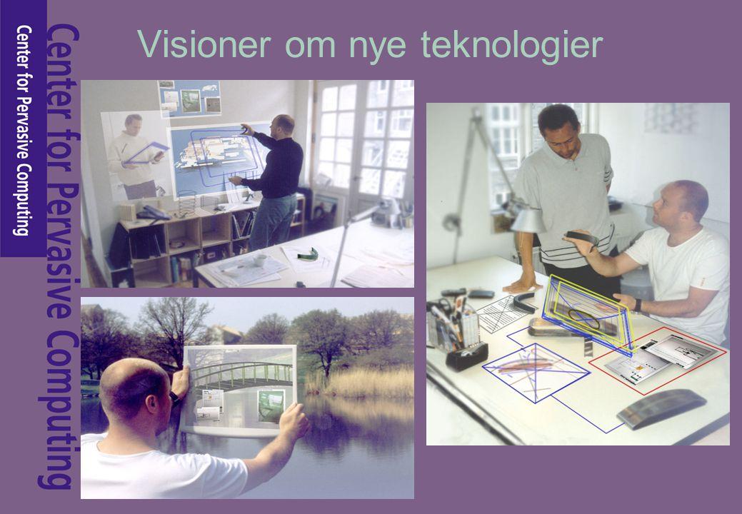 Visioner om nye teknologier