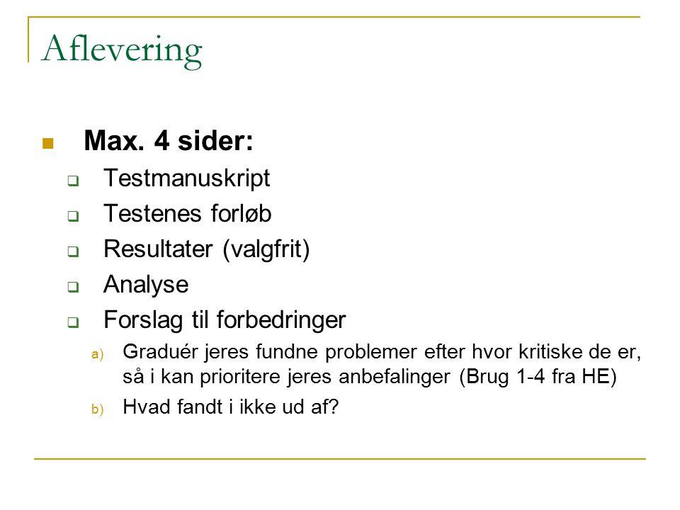Aflevering Max.