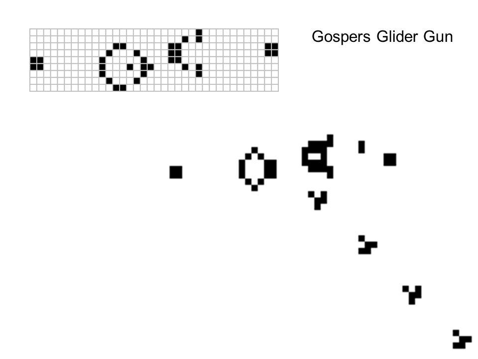 Gospers Glider Gun