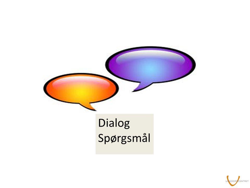 Dialog Spørgsmål