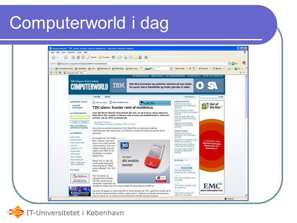 Computerworld i dag