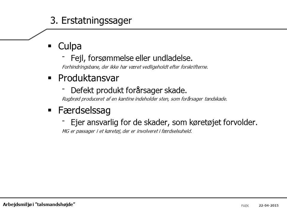 Arbejdsmiljø i talsmandshøjde FAEK 22-04-2015 3.