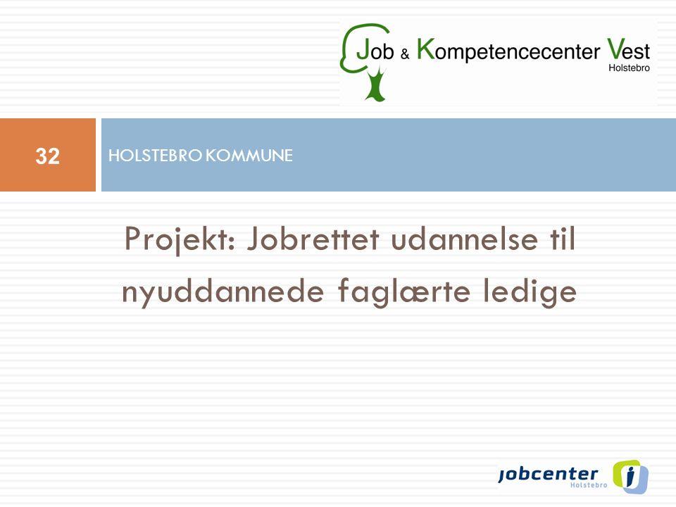 holstebro kommune ledige job