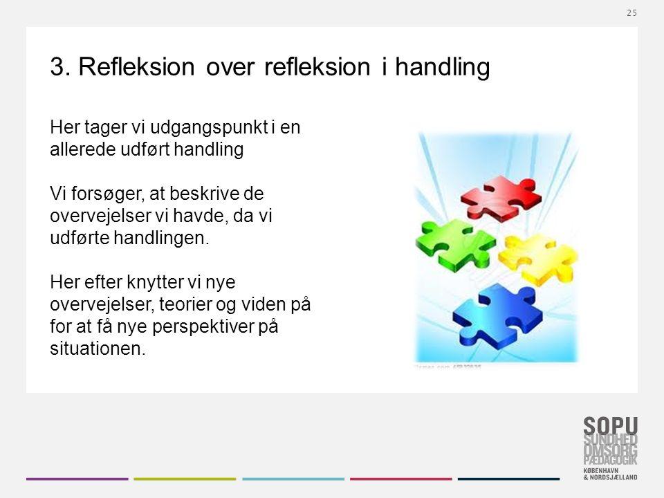 Tekstslide med bullets Brug 'Forøge / Formindske indryk' for at skifte mellem de forskellige niveauer 3.