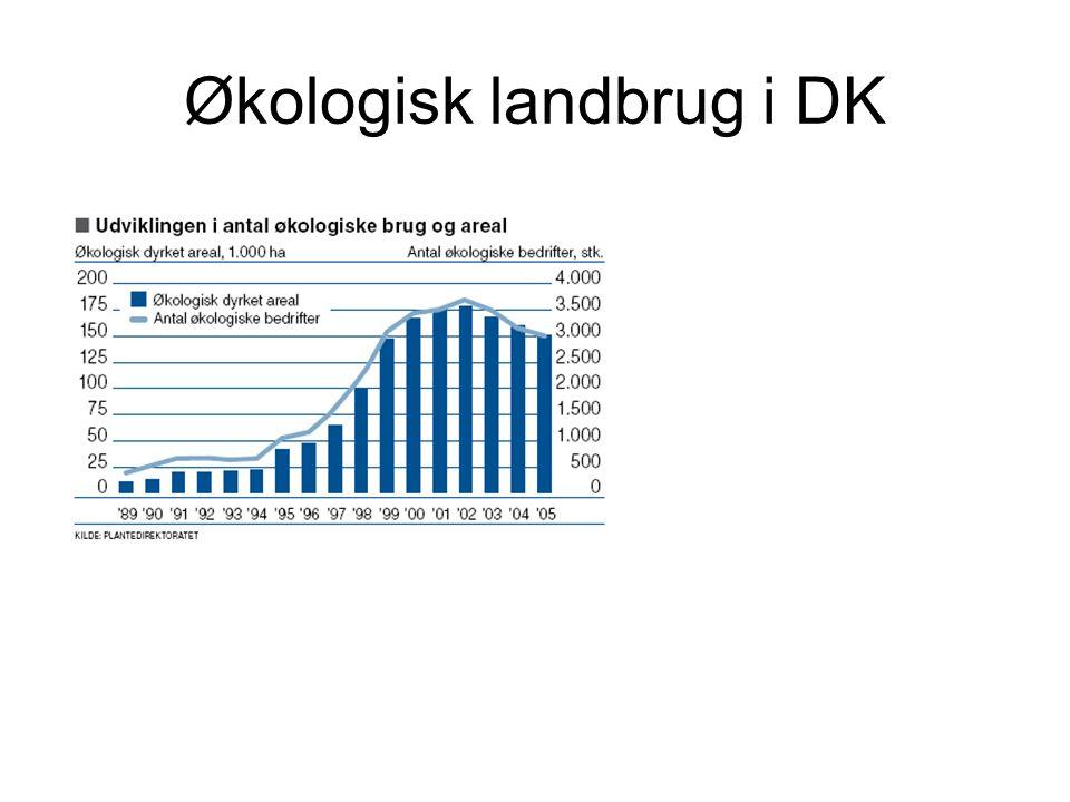 Økologisk landbrug i DK