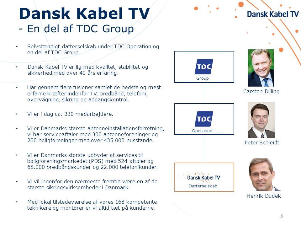 bredbånds tv udbydere