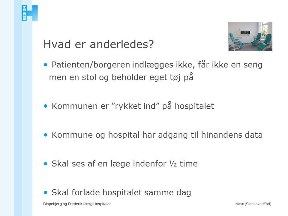 Navn (Sidehoved/fod)Bispebjerg og Frederiksberg Hospitaler Hvad er anderledes.