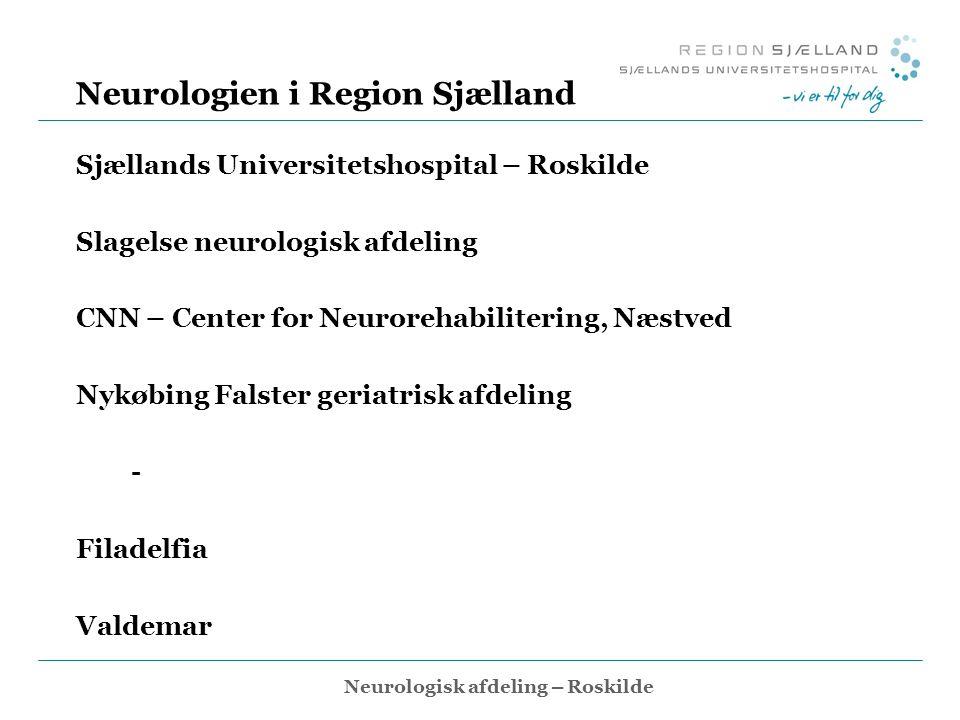 universitets hospitalet sjælland