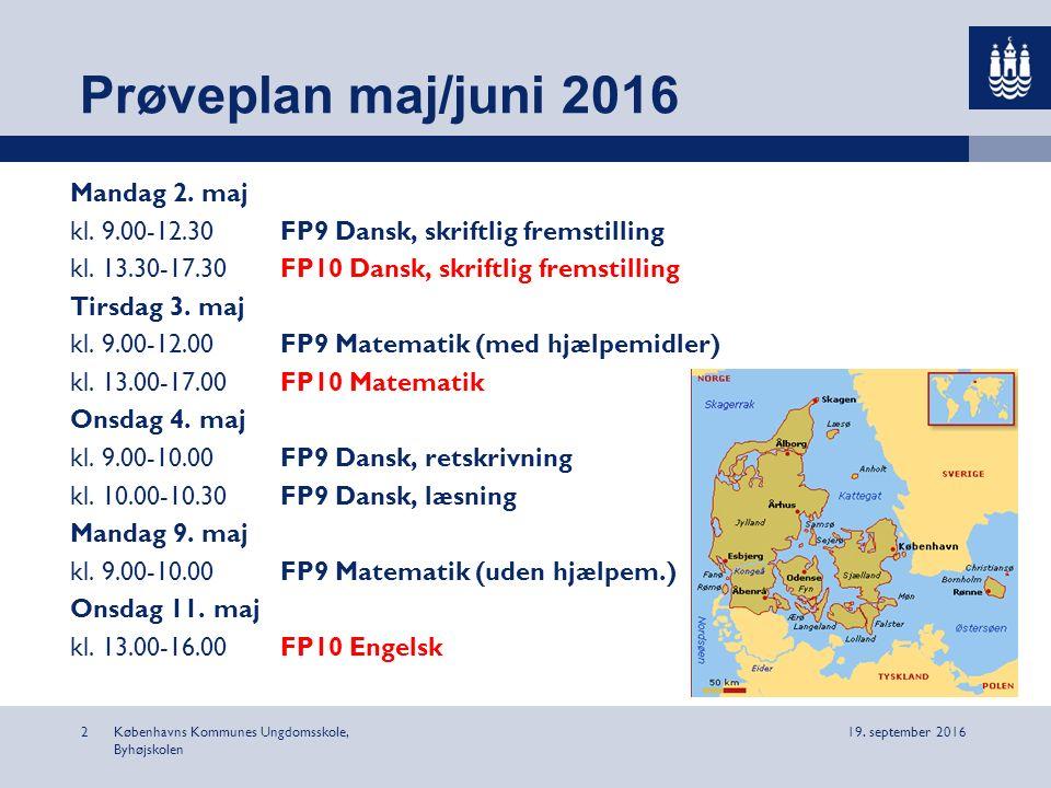 folkeskolens afgangsprøve i dansk
