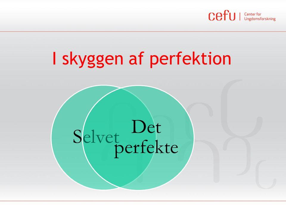 I skyggen af perfektion Selvet Det perfekte