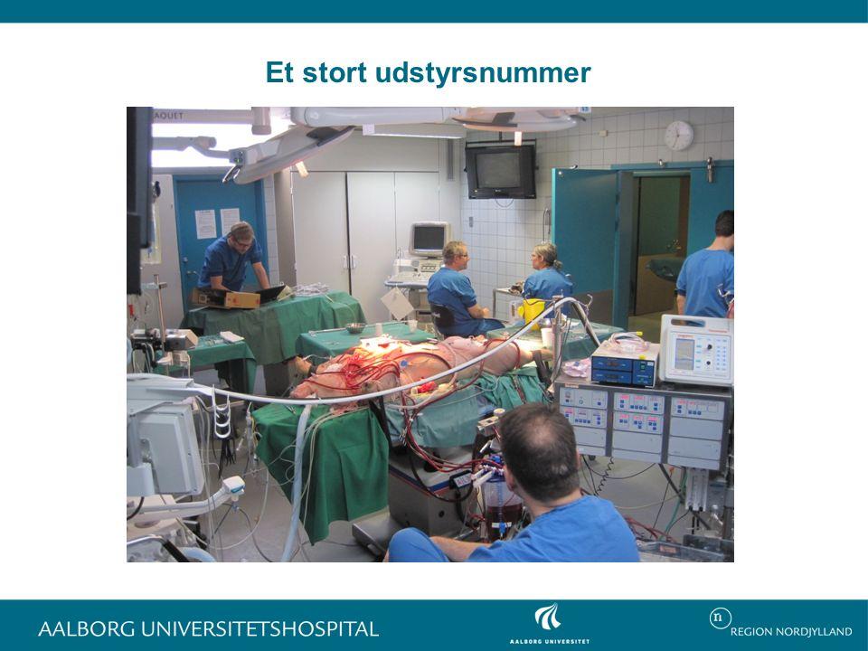 CT med hjertestop Kjærgaard B et al. Resuscitation 2011; 82: 623-6