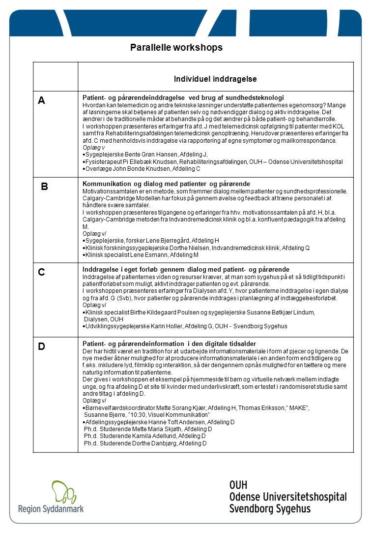 pædagogik for sundhedsprofessionelle