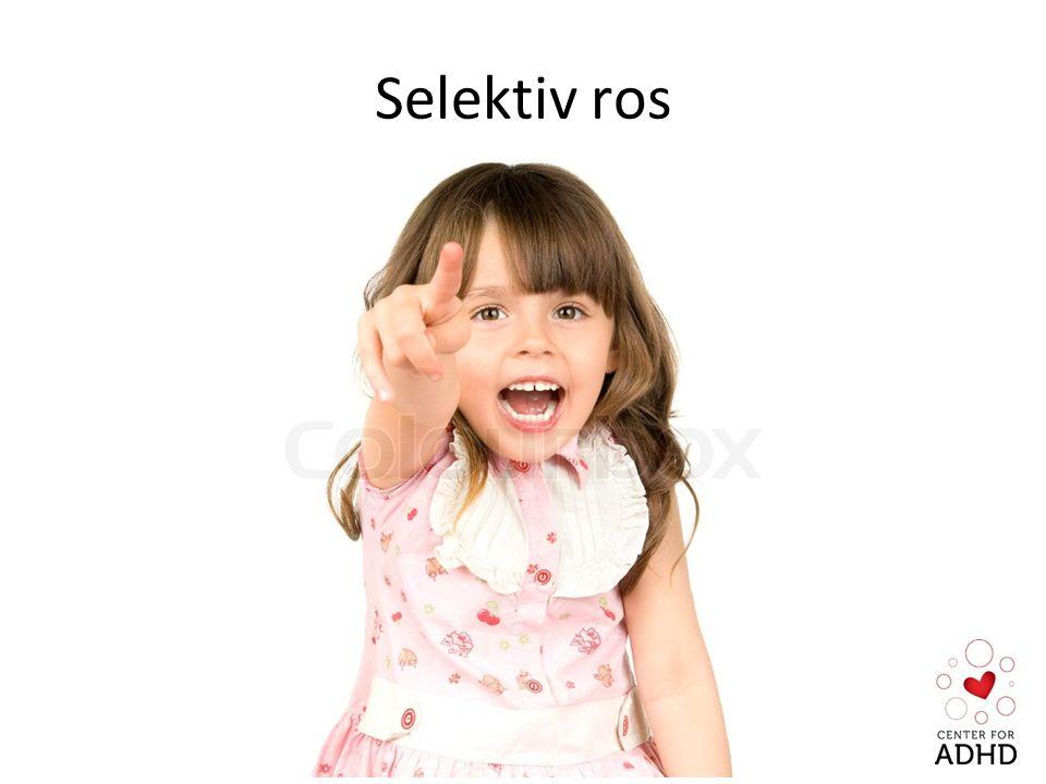 Selektiv ros