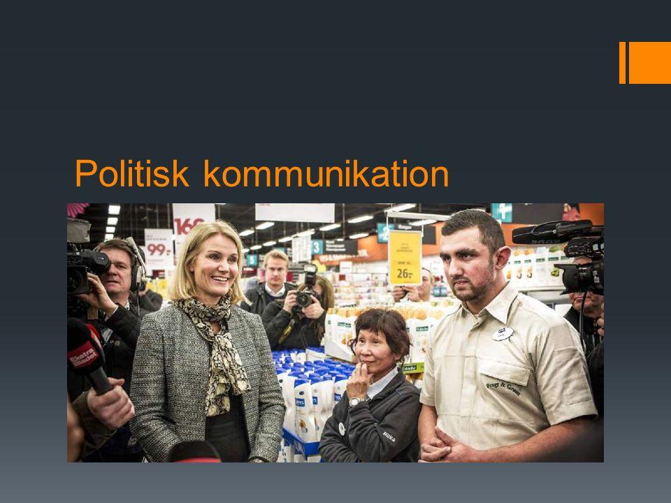 Politisk kommunikation