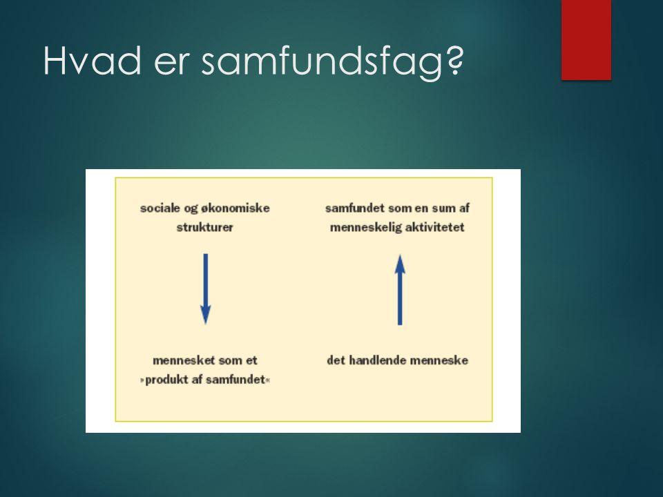  Fire discipliner  Teori og empiri  Kvantitativ og kvalitativ metode