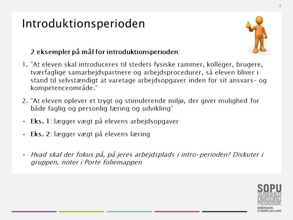 Tekstslide med bullets Brug 'Forøge / Formindske indryk' for at skifte mellem de forskellige niveauer Forventningssamtalen 6