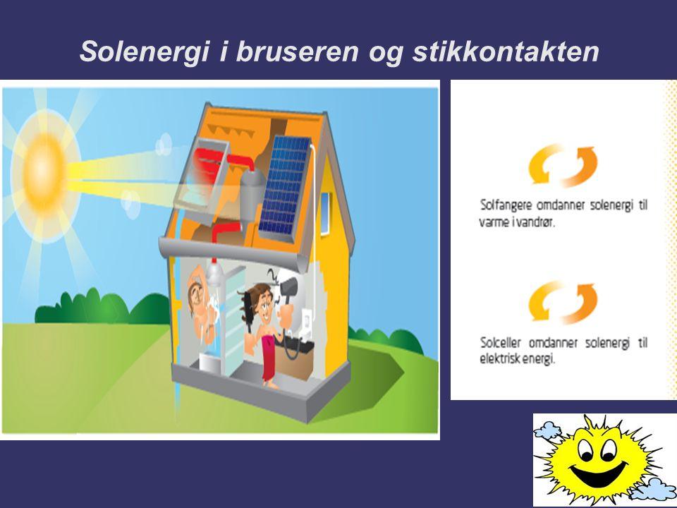 fordele og ulemper ved solceller