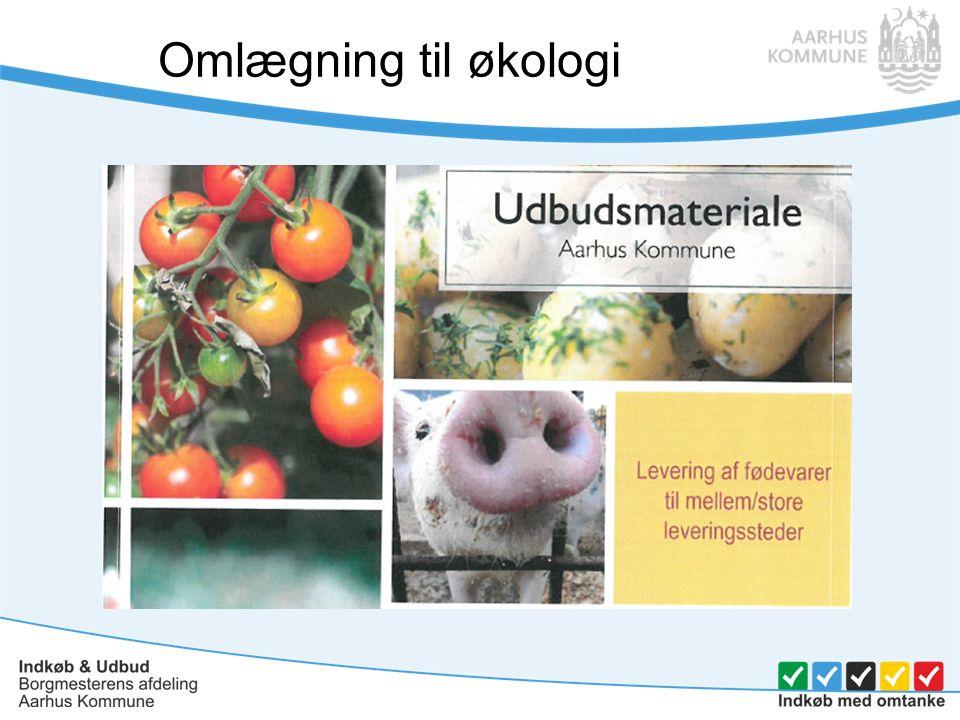 omlægning til økologi
