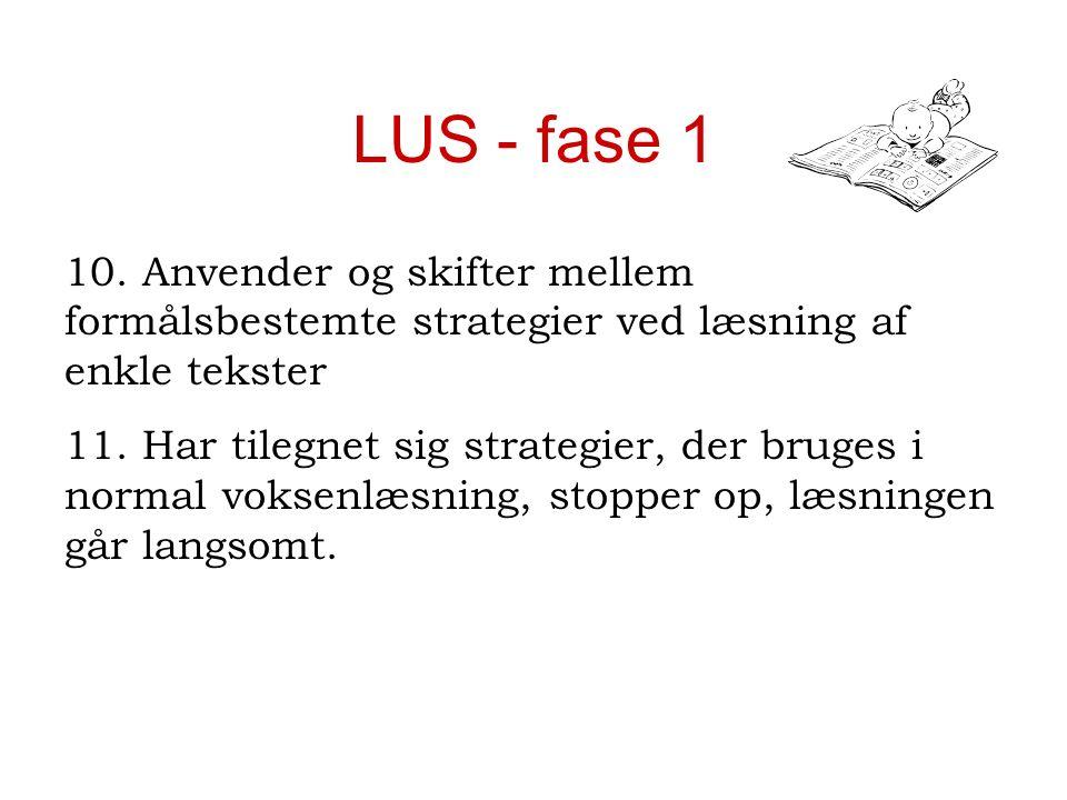 LUS - fase 1 10.