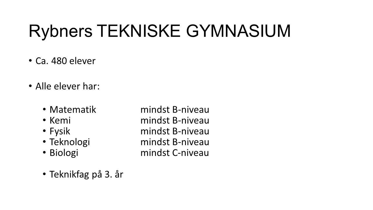 rybners gymnasium esbjerg