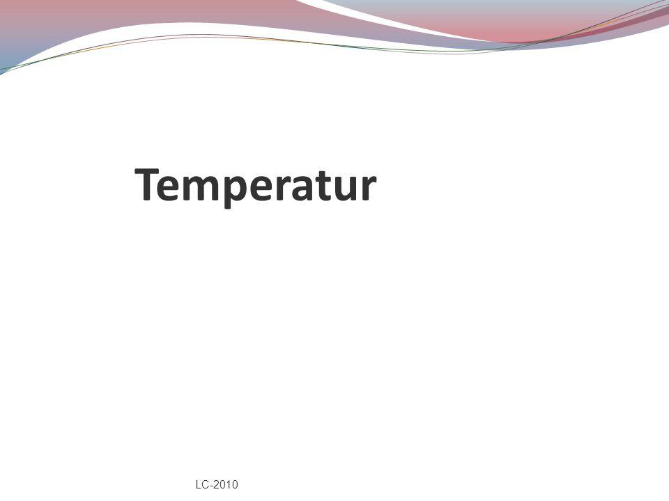 Temperatur LC-2010