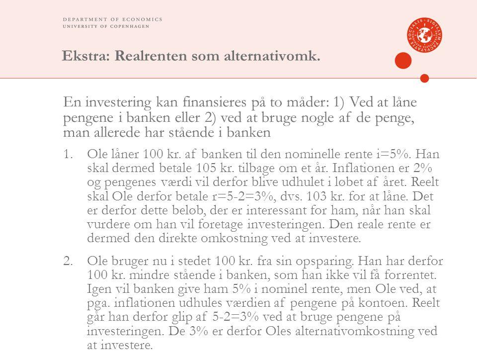 Ekstra: Realrenten som alternativomk.