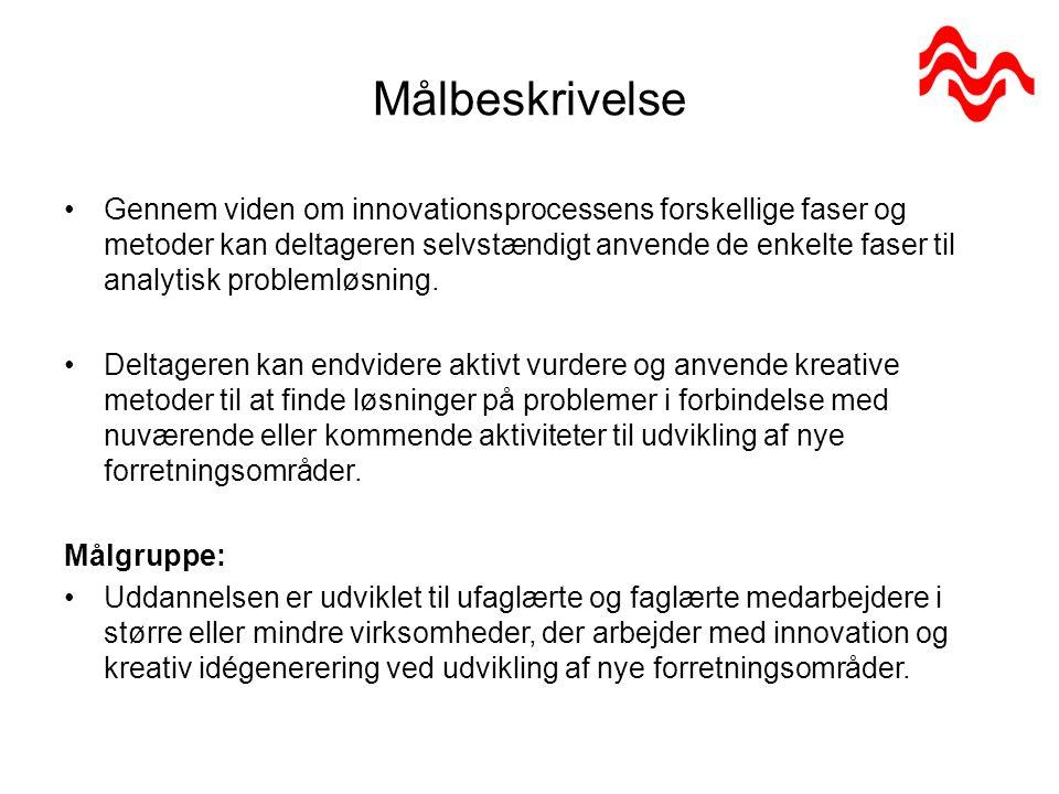 5. Innovationsprocesser KIE-modellen: Kilde: http://fablabdanmark.dk/fablab/