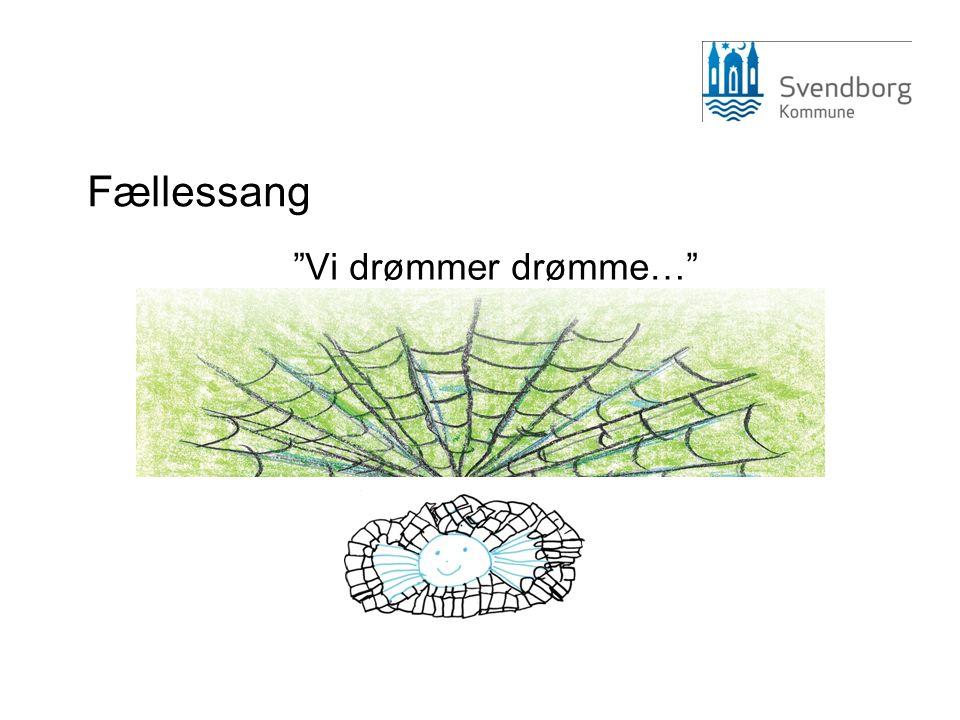 Fællessang Vi drømmer drømme…