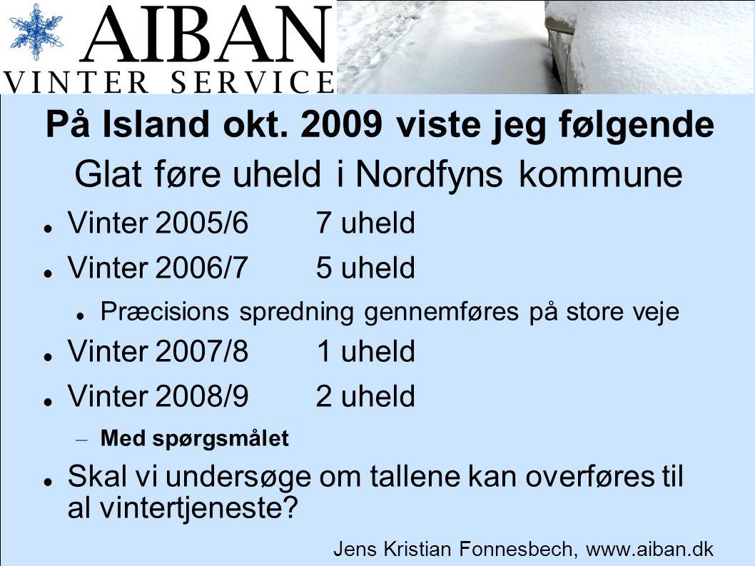 På Island okt.