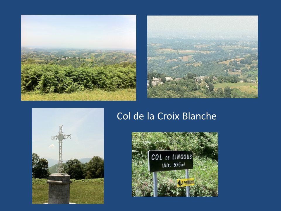 Col de la Croix Blanche