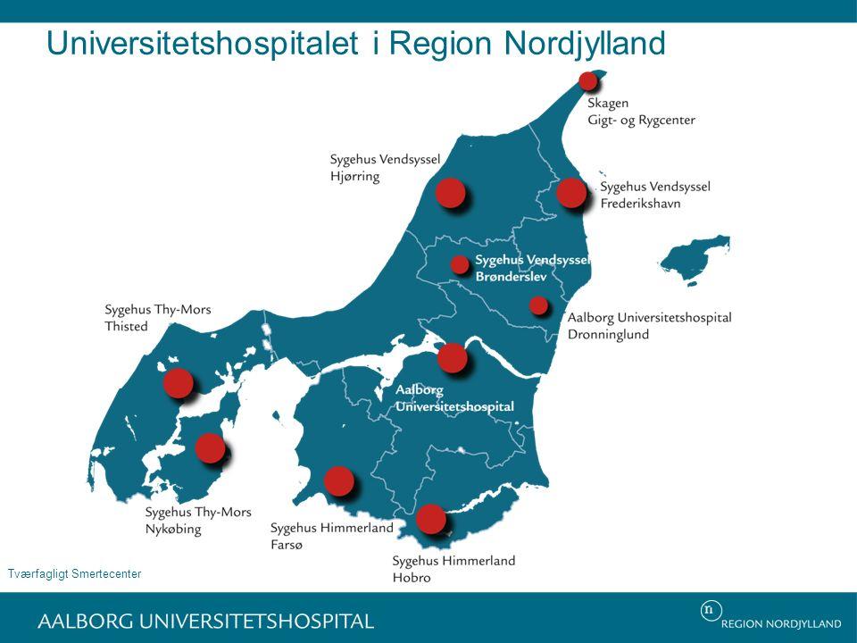 Universitetshospitalet i Region Nordjylland Tværfagligt Smertecenter