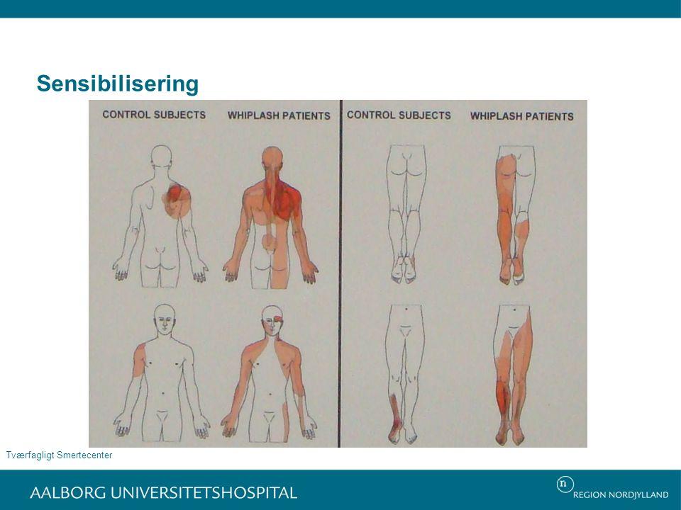 Sensibilisering Tværfagligt Smertecenter