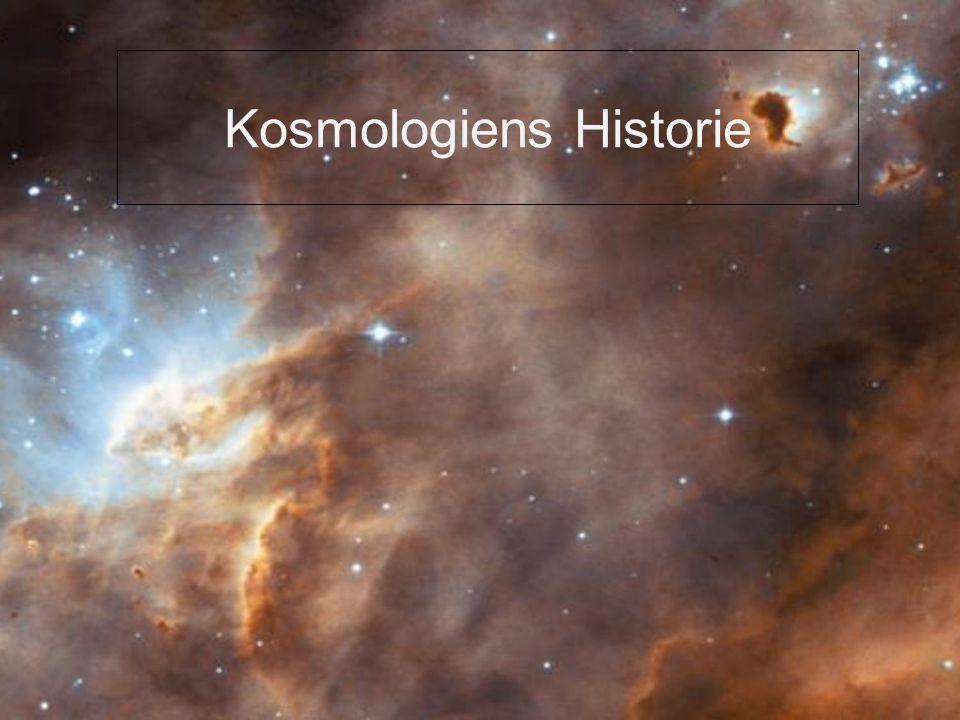 Kosmologiens Historie