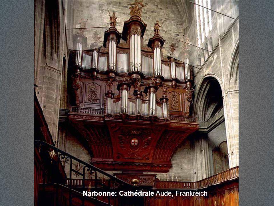 Albi: Cathédrale Tarn, Frankreich