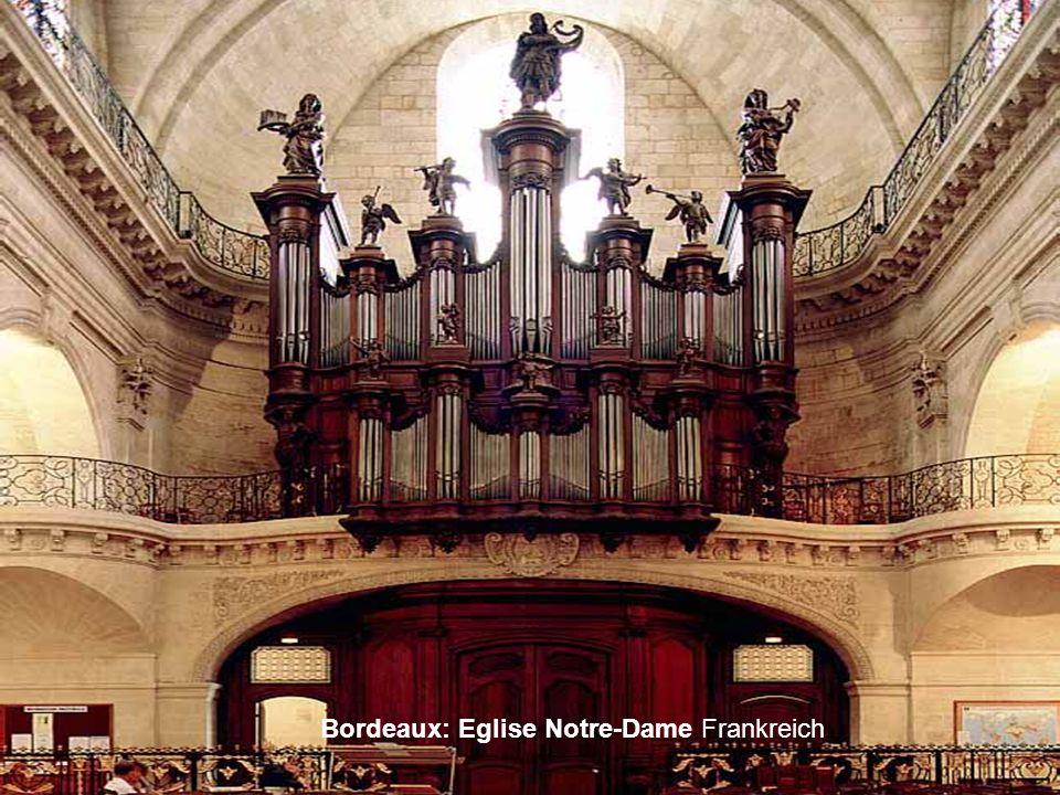 Paris: St. Sulpice Frankreich