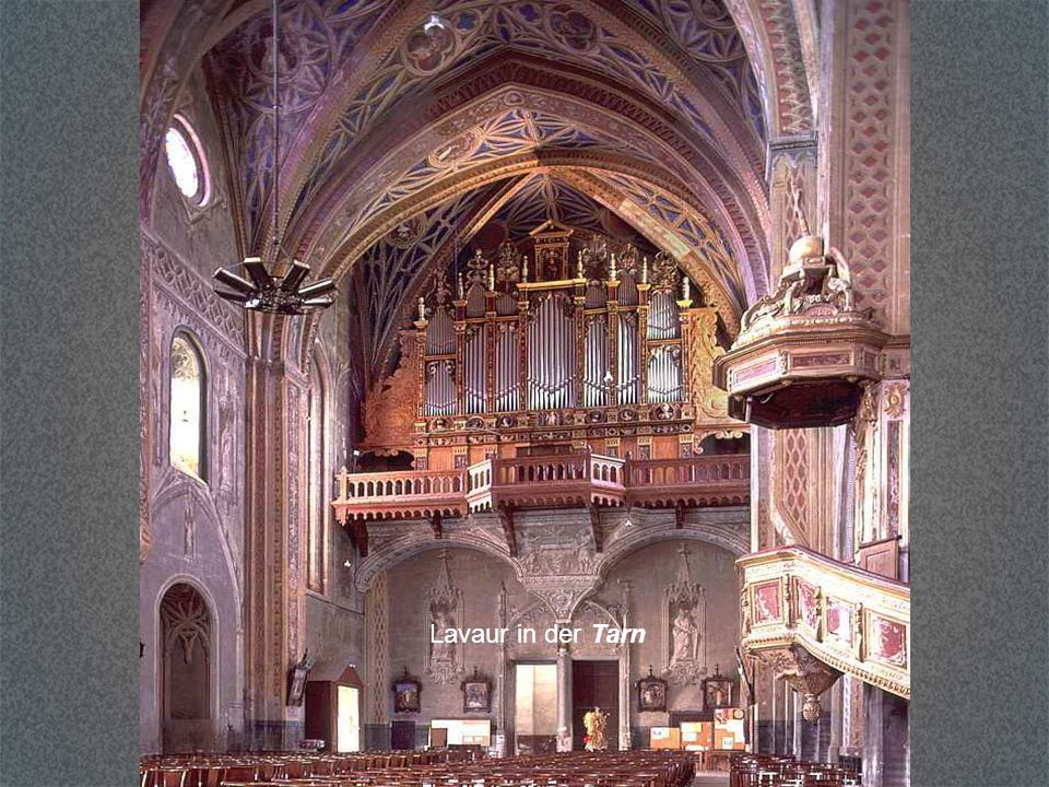 Grosse Orgeln