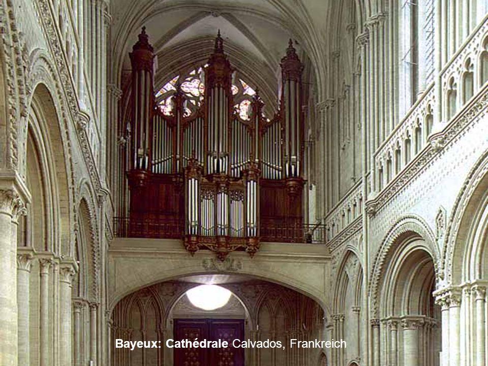 Luçon: Cathédrale Vendée, Frankreich