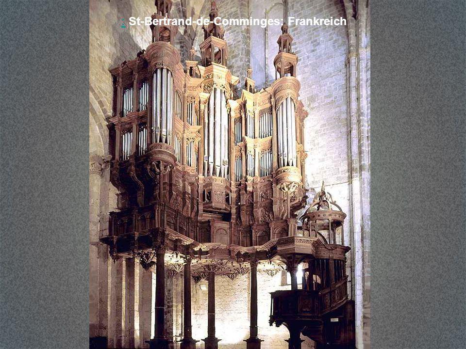 Coutances: Cathédrale Frankreich
