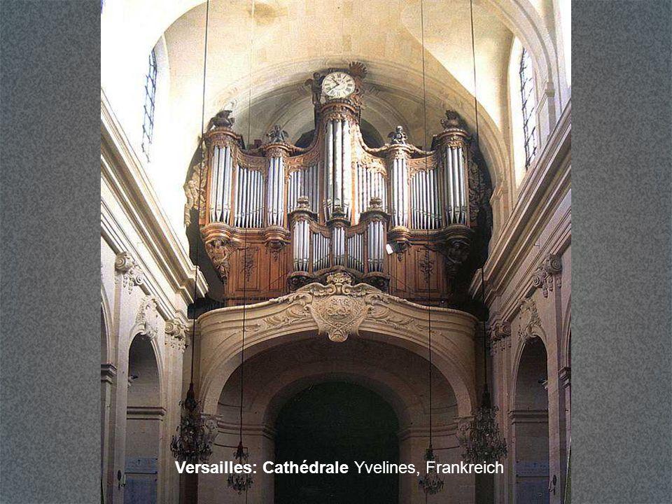 Chartres: Cathédrale Eure-et-Loir, Frankreich