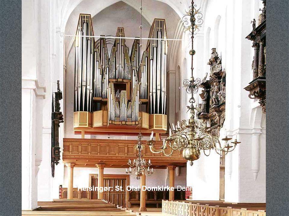 Østerlars Kirke (12C., Bornholm Is., Denmark)