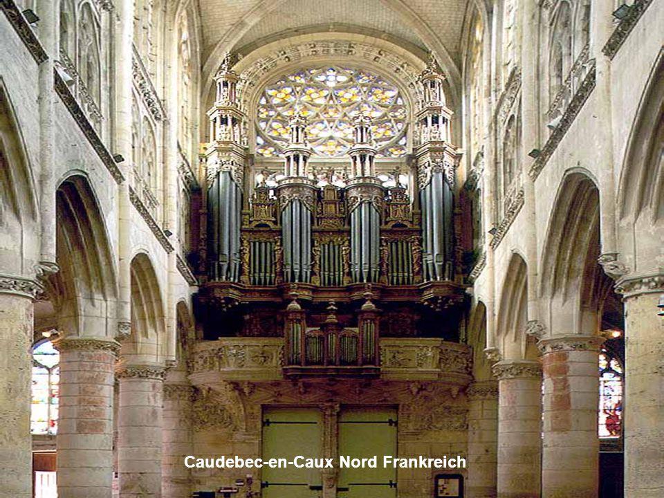 Caudebec-en-Caux Nord Frankreich
