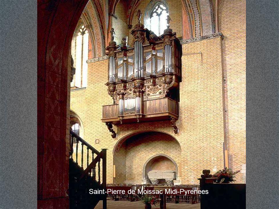 Rodez: Cathédrale Frankreich