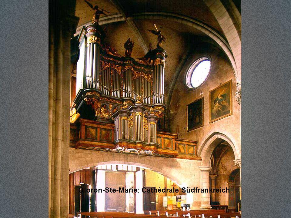 Oloron-Ste-Marie: Cathédrale Südfrankreich