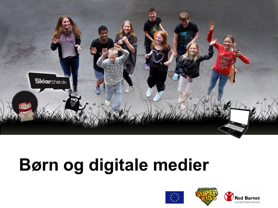 Børn og digitale medier
