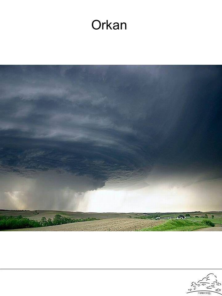 Meteorology Orkan